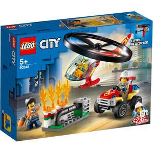 LEGO 60248  Vatrogasni helikopter na djelu