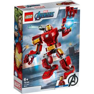 LEGO 76140  Mehanički Iron Man