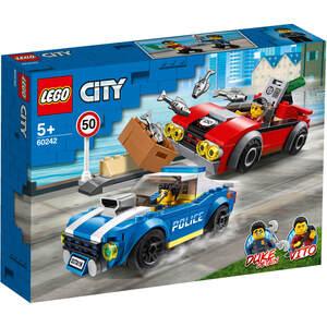 LEGO 60242  Hapšenje na autocesti