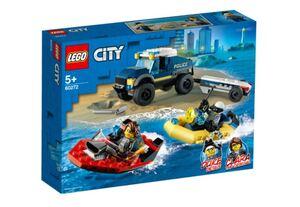 LEGO 60272 Transport čamcem elitne policije