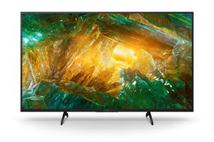 Sony LED televizor 49XH8096, 4K X-Reality PRO, Android, Smart, Zaslon TRILUMINOS, Crni