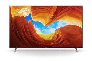 SONY LED televizor KD65XH9077SAEP, Full Array LED,  4K HDR Processor X1™, Smart, Android, Sivi