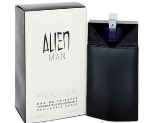 Thierry Mugler Alien Man, refillable, edt 100 ml, muški miris