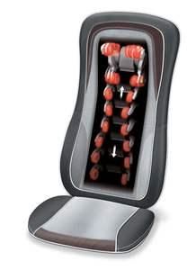 Beurer Mg 300 masažer shiatsu scan
