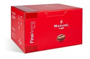 Manuel Caffe Kafa Aroma Fine - cialde 100/1