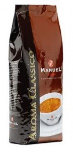 Manuel Caffe Kafa Aroma Classico - zrno 1kg