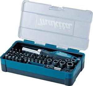MAKITA 47-djelni set nasadnih ključeva i bitova B-36170-10