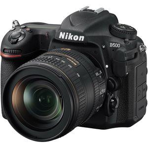 Nikon DSLR D500 + AF-S DX NIKKOR 16-80 VR