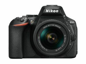 Nikon DSLR D5600 + AF-P 18-55 VR