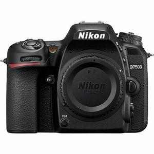Nikon DSLR D7500 Body