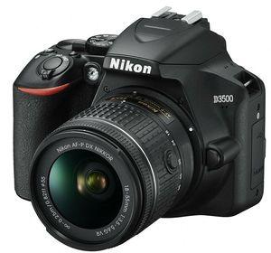Nikon DSLR D3500 + AF-P 18-55VR KIT