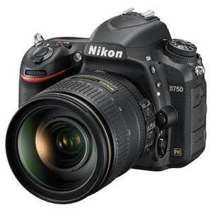 Nikon DSLR D750 + AF-S NIKKOR 24-120 VR
