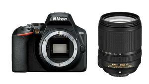 Nikon DSLR D3500 + AF-S 18-140 VR