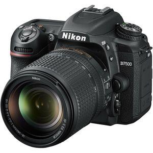 Nikon DSLR D7500 + AF-S DX NIKKOR 18-140 VR