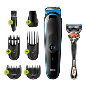 BRAUN trimer/multigrumer MGK3245 + Gillette brijač gratis