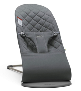 BABY BJORN Bouncer Bliss Cotton antracite