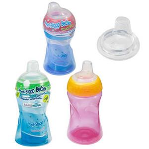 Baby Nova Baby boca čaša sa ventilom Plava