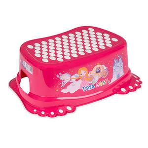 Tega Baby Princess stepenica roza
