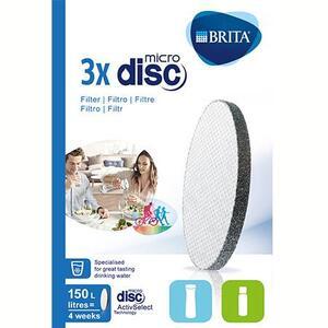 Brita MicroDisc filter uložak pack 3 1020107