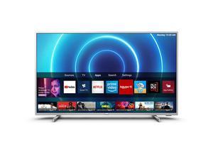 Philips LED televizor 58PUS7555/12, 4K Ultra HD, Saphi, Smart, Srebrni