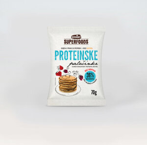 Encian Proteinske palančinke mix superfoods 70g