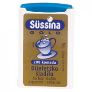 Encian SLADILO SUSSINA GOLD - 200 tabletica 10 g
