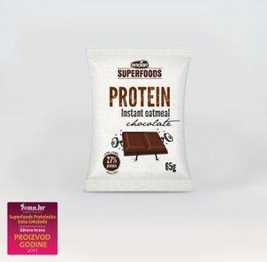 Encian Proteinska zobena kaša čokolada 65g