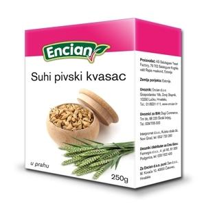 Encian SUHI PIVSKI KVASAC  250 g
