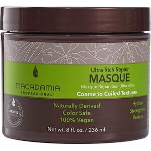 Macadamia Vegan-Maska za kosu 236 ml Ultra Rich