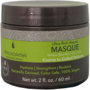 Macadamia Vegan-Maska za kosu 60 ml Ultra Rich