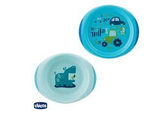 Chicco Set za jelo 12m+, za dječake