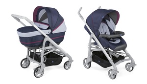 Chicco Kolica Duo Love Up, Cool Grey