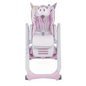 Chicco Hranilica Polly 2 Start, MISS PINK