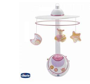 Chicco Vrtuljak čarobni zvijezdice, rozi