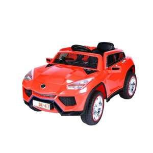 Jeep auto na akumulator jednosjed crveni