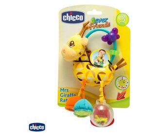 Chicco Zvečka žirafa, 3m+