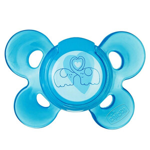 Chicco Duda Comfort, plava, 0-6m, 1kom