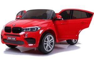 Licencirani auto na akumulator BMW 6M crveni