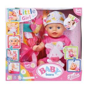 BABY BORN SOFT TOUCH  LITTLE GIRL 'ZF827321
