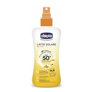 Chicco Chicco sprej za sunčanje, SPF 50+, 150 ml