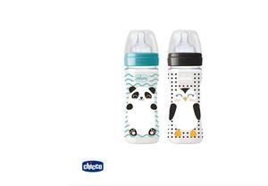 Chicco Plastična bočica 330ml, Popfriends