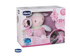 Chicco Ovčica s projektorom, rozi