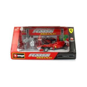 Bburago 1/32 FERRARI RACE AND PLAY