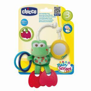 Chicco igračka za kolica, žaba