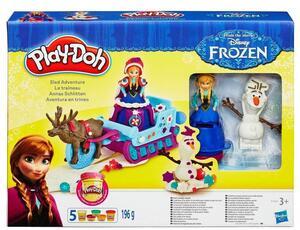 Play-Doh B1860 PLAY-DOH FROZEN SET SA SANKAMA