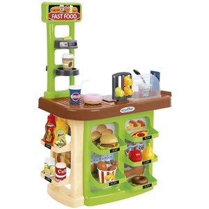 ECOIFFIER FAST FOOD STAND SET SM001788