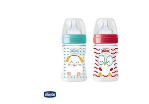 Chicco Plastična bočica 150ml, Popfriends