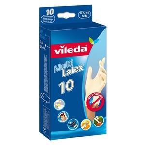 VILEDA Jednokratne rukavice Multilatex 10 M/L