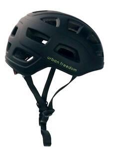 INOKIM Kaciga sa LED svjetlom BLACK L (58 - 62 cm)