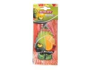 DEOAUTO mirisni list - Citrus  1kom